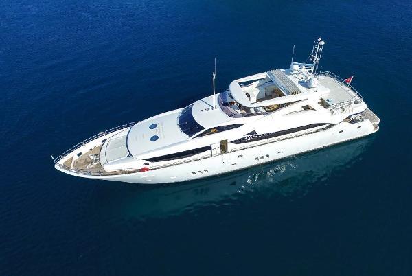 Sunseeker 34 Yacht