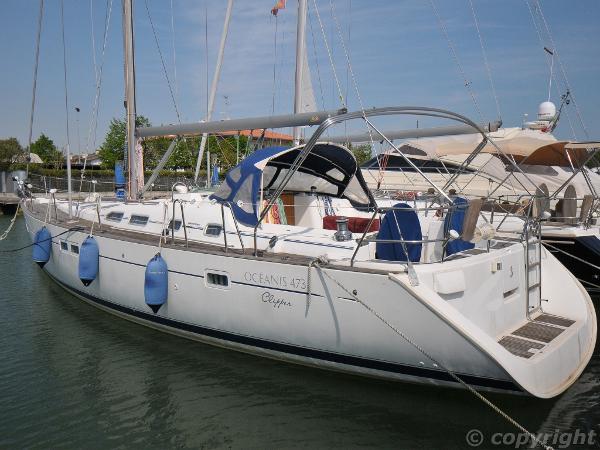 Beneteau Oceanis 473 Abayachting Beneteau Oceanis 473 1