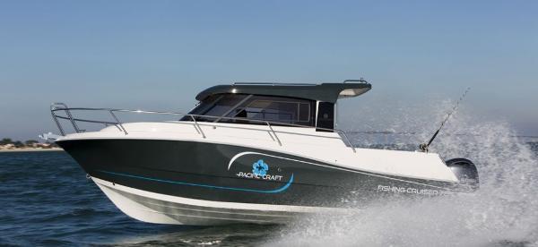 Pacific Craft 785 Fishing Cruiser
