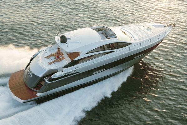 Pershing 56 Manufacturer Provided Image