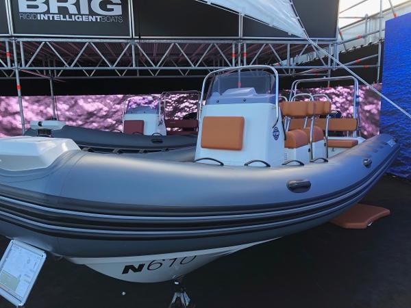 Brig Inflatables Custom Navigator 610