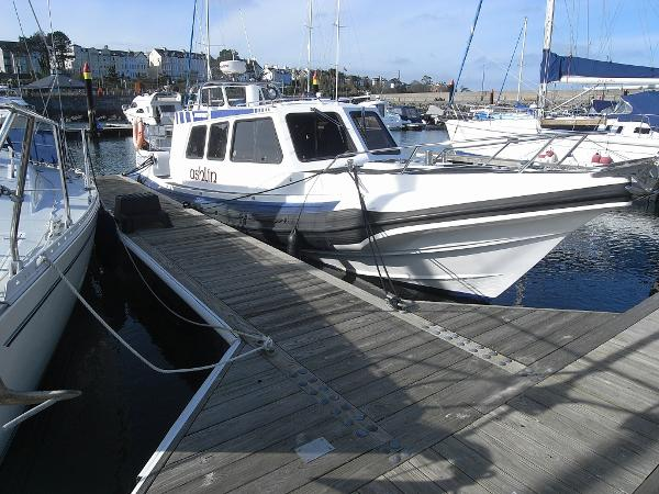 Redbay Boats Stormforce 11 Explorer X Redbay Stormforce 11 for sale with BJ Marine