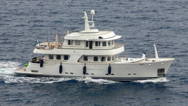 Terranova Yachts Explorer 85 TERRANOVA - EXPLORER 85 - exteriors