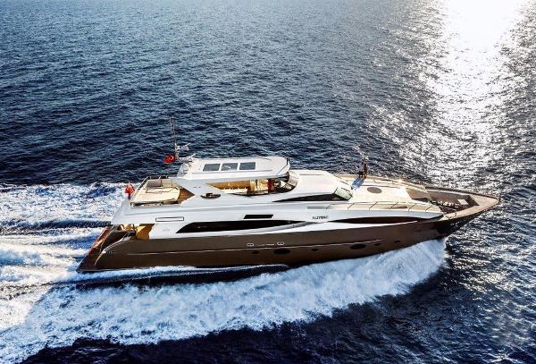 Alia Yachts 120