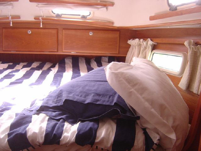 Bed made up