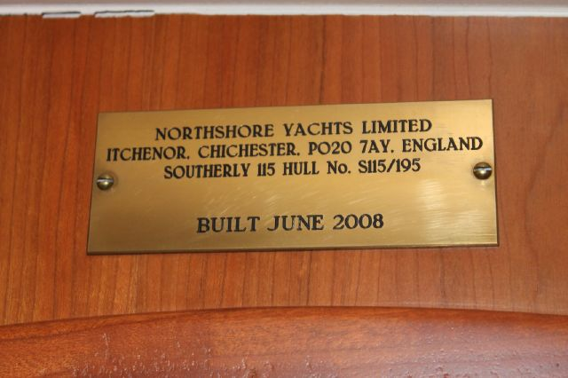 Ships plate