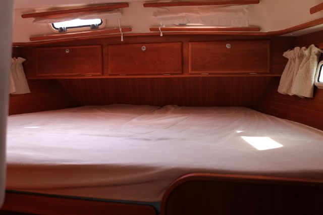 Aft Cabin (Owners)
