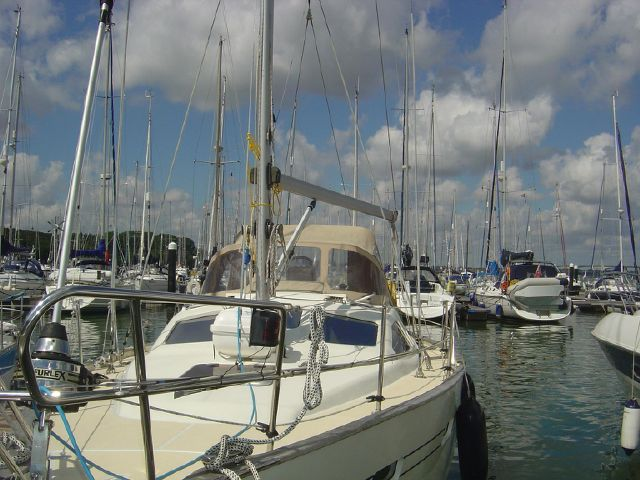 Foredeck and Coachroof