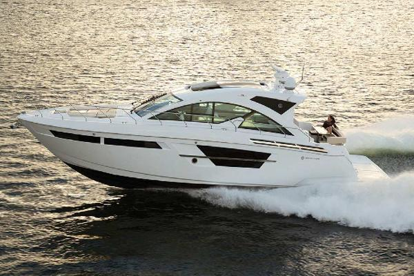 Cruisers Yachts 54 Cantius Manufacturer Provided Image