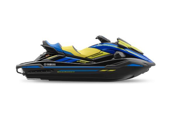 Yamaha WaveRunner FX Limited SVHO Manufacturer Provided Image