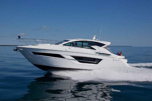 Cruisers Yachts 46C Manufacturer Provided Image