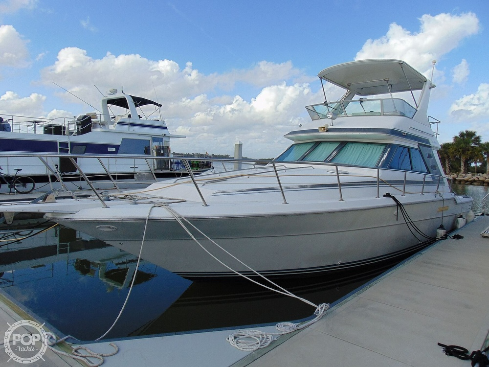 Sea Ray 430 Convertible 1988 Sea Ray 430 Convertible for sale in Saint Augustine, FL