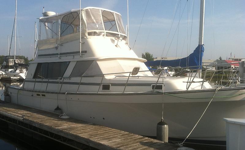 Mainship Nantucket