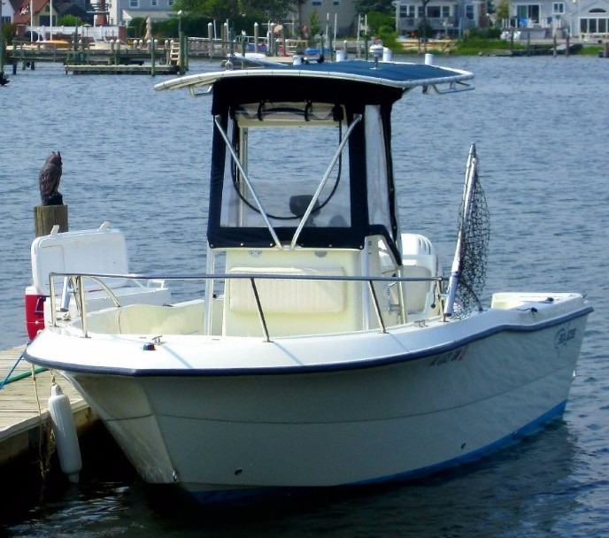 Sea Boss 210 Center Console