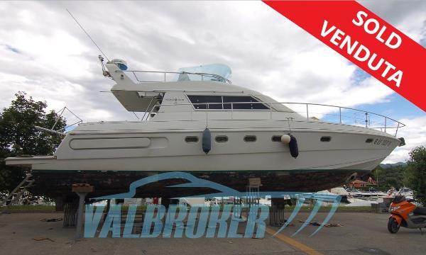 Custom Yarding Yacht 42 FLY YARDING YACHT 42 SOLD