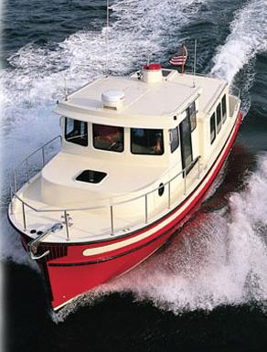 Nordic Tugs 32 Manufacturer Provided Image