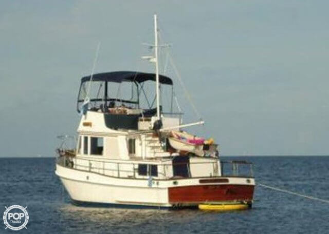 Grand Banks 36 TRAWLER 1982 Grand Banks 36 Trawler for sale in Biloxi, MS