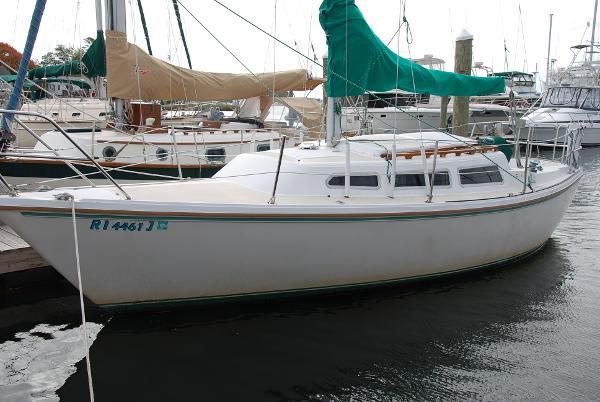 Catalina 27 Diesel