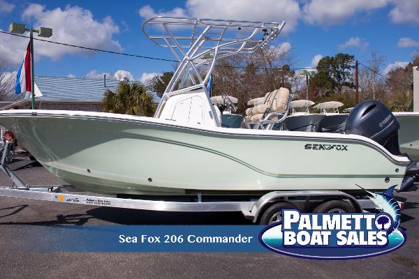Sea Fox 206 Commander Profile