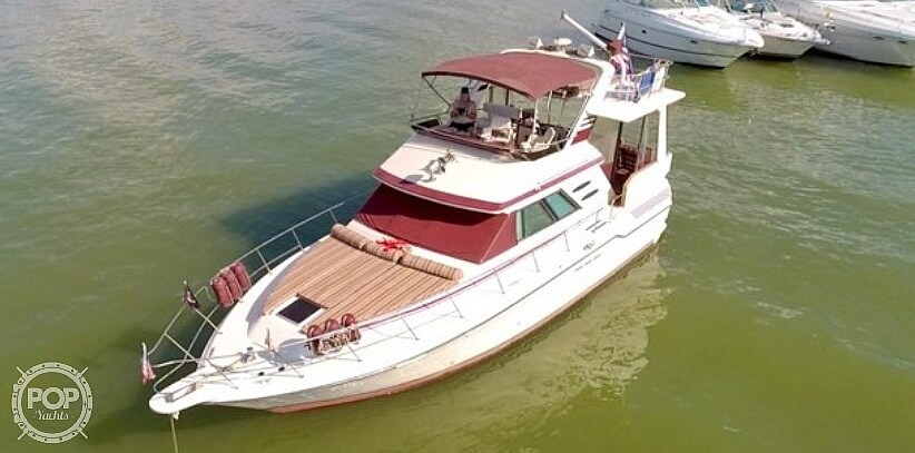 Sea Ray 410 Aft Cabin 1987 Sea Ray 410 Aft Cabin for sale in Lewisville, TX