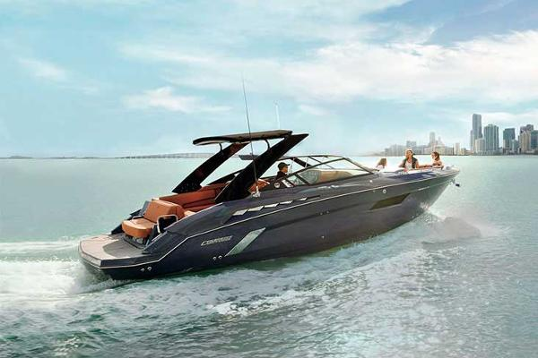 Cruisers Yachts 338 South Beach Edition Bow Rider