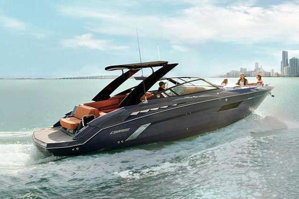 Cruisers Yachts 338 South Beach Edition Bow Rider