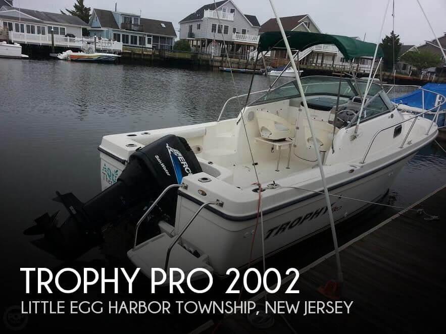 Trophy 2002 Walkaround 2003 Trophy Pro 2002 for sale in Little Egg Harbor Township, NJ