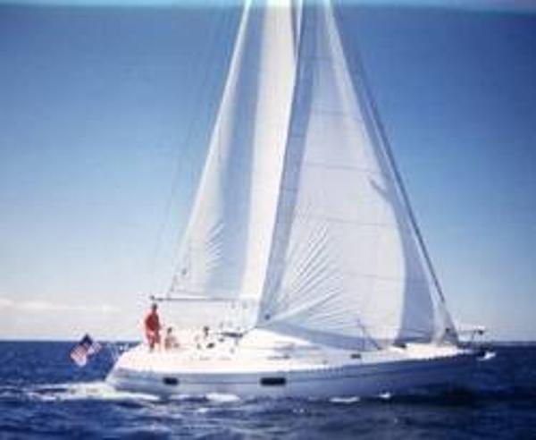 Beneteau Oceanis 351 sistership sailing
