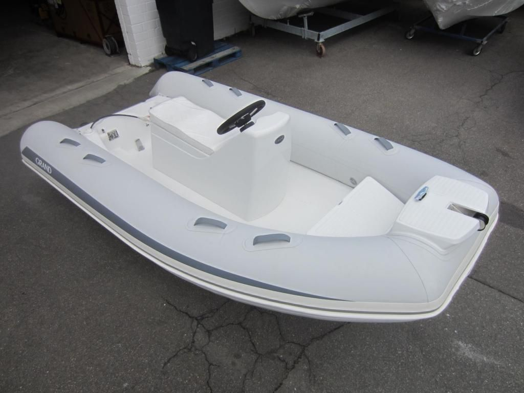 Grand S 370 NS Lagerboot