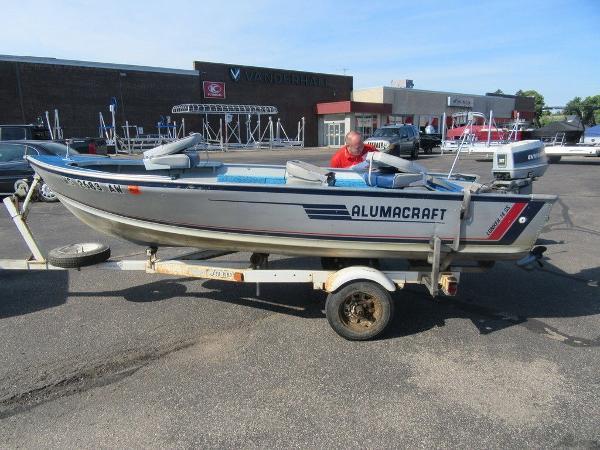 Alumacraft Lunker 14 SS