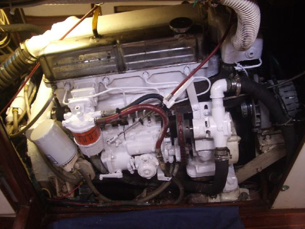 Stevens 47 Ford Lehman Engine-Std Access