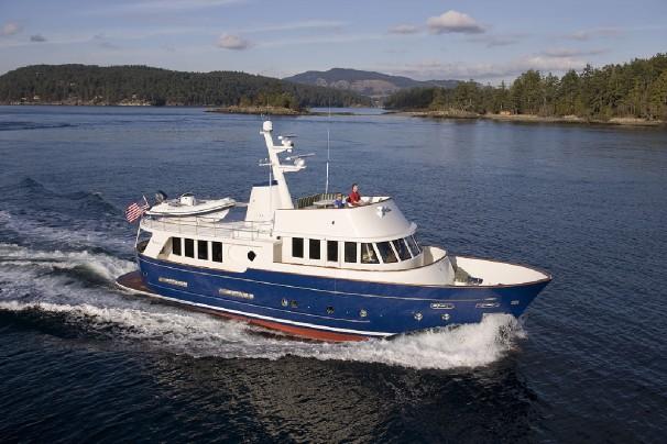 Queenship 60 Passagemaker