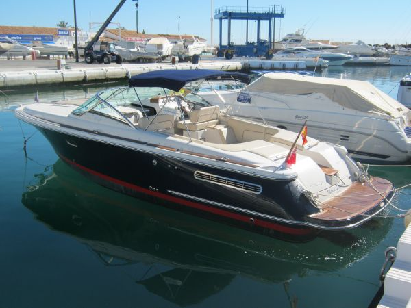 Chris-Craft 33 Corsair