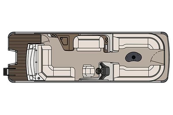 Avalon Catalina Platinum Elite Windshield - 27' Manufacturer Provided Image