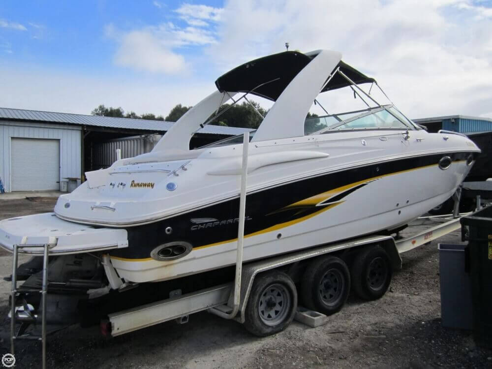 Chaparral 285 SSi 2003 Chaparral 285 ssi for sale in Tampa, FL