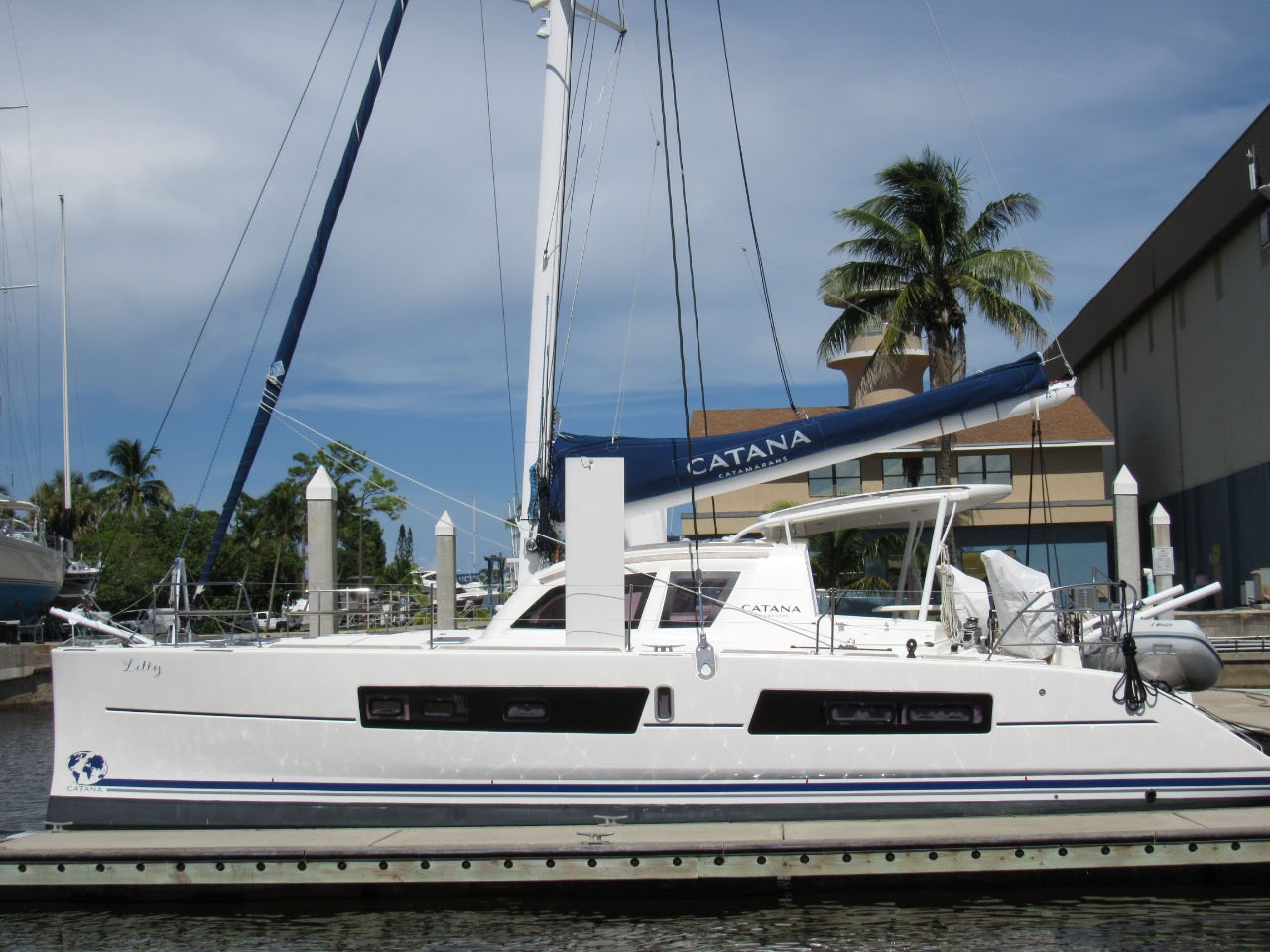 Catana Carbon Infusion 42