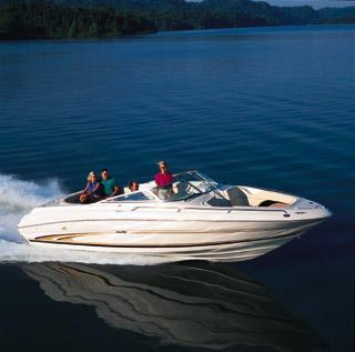 Sea Ray 260 Bow Rider Manufacturer Provided Image: 260 Bowrider