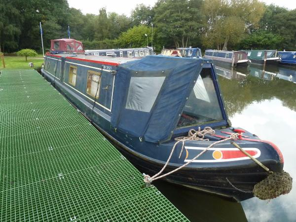 Wilson/Louis & Joshua Narrowboat