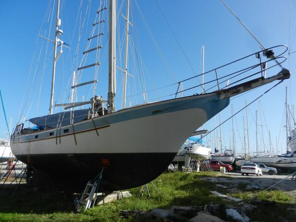 Durbeck 46 Great Cabin Ketch