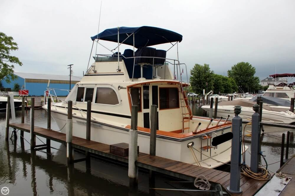 Egg Harbor Convertible 1989 Egg Harbor Convertible for sale in Ashtabula, OH