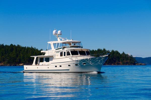 Fleming 65 Pilothouse In Stock