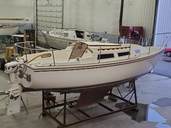 Catalina Fixed Keel