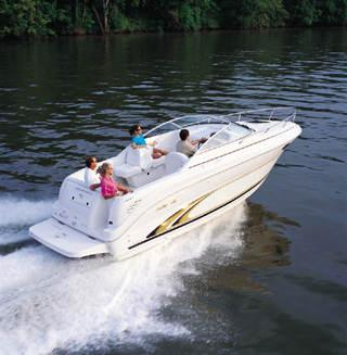 Sea Ray 245 Weekender Manufacturer Provided Image: 245 Weekender