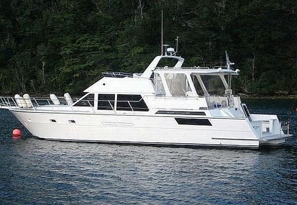 Sea Ranger 58