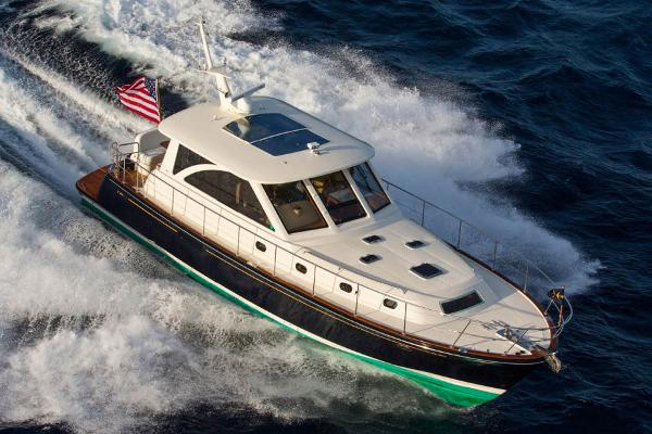 Hunt Yachts 44 CATHERINE