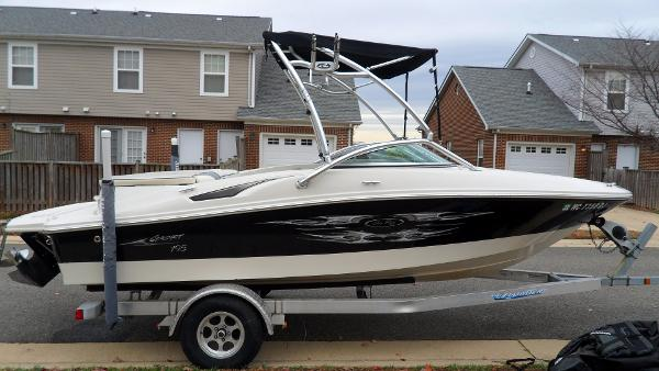Sea Ray 195 Sport 2008 Sea Ray 195 Sport - Starboard
