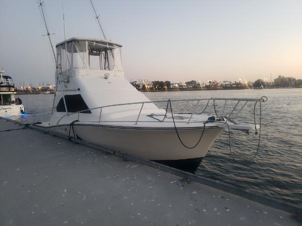 "Luhrs 320 Tournament "" OFF THE HOOK"""
