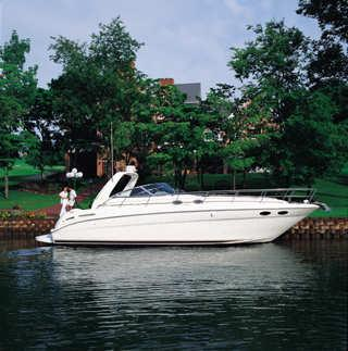 Sea Ray 380 Sundancer Manufacturer Provided Image: 380 Sundancer