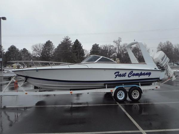 Custom Performance Boat Performance