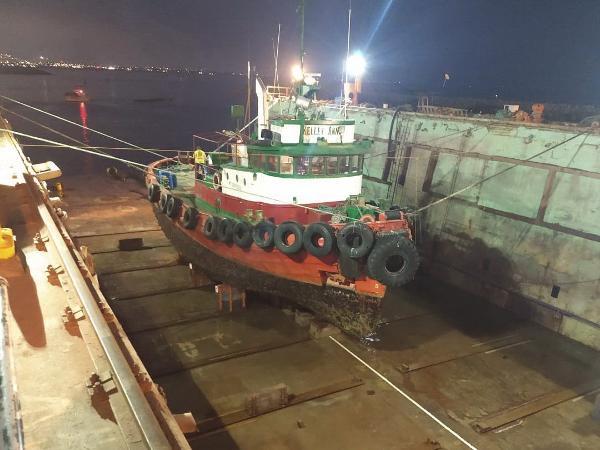 Tugboat Ex-Foss D Tug